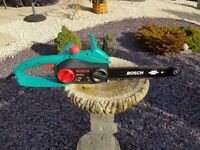 Bosch AKE 35S electric chainsaw