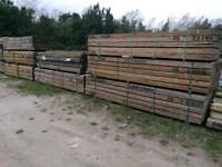 Tanalised Roofing Lath (19mm x 38mm)