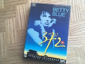 """Betty Blue"" VHS Movie - (Special Edition UNCUT Box Set)"