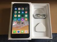 iPhone 7 Plus 32GB O2 Tesco Giff Gaff Excellent Condition Boxed with New Genuine Lead and Plug