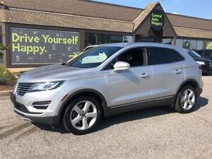 2015 Lincoln MKC AWD / PREM LEATHER / HEATED SEATS / HEATED MIRR