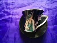 SOLD. 1920 Flapper cup and saucer