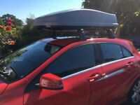 Halfords 420 Roof Box