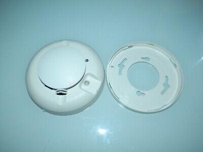 Ge Esl 541ncsxte 4 Wire Photoelectric Smoke Detector Heat Sounder Fire Alarm