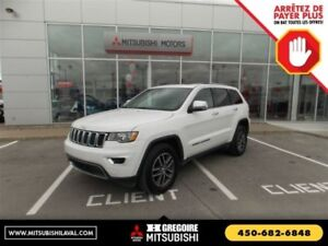 2017 Jeep Grand Cherokee Limited 4WD CUIR TOIT MAGS HAYON ELECTR