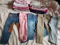 Girls 2-3y trousers & dresses