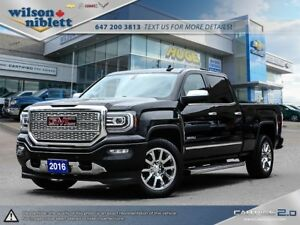 2016 GMC Sierra 1500 Denali LEASE RETURN