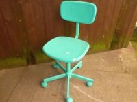 Plastic Office Study Swivel Chair Delivery Available