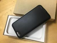 Black iPhone 6s Charging Case