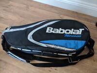 Babolat Racket Bag - Black/Blue - 2 Compartments