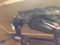 Piaggio fly 62 plate fully working