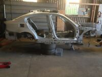 BMW E90 Saloon Breaking Car CHASSIS FLITCH SHELL 318i 318d 320i 320d 325i 330i 330d