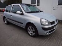 2004 Renault Clio 12. Extreme 3 *** rear damaged repairable ***