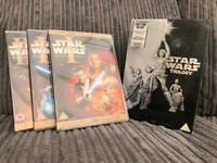 Star Wars 1 - 6 DVD Collection