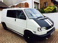 VW Transporter T4 campervan camper - excellent condition throughout. 153,000 miles.