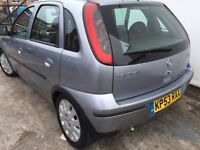 Vauxhall Corsa 1.3 CDTi Silver 5-dr 12 MONTHS MOT 88K £900