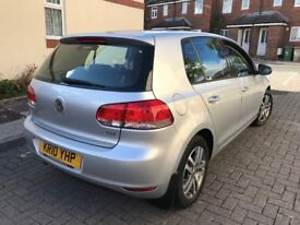 2010 VOLKSWAGEN GOLF TDI 105 BHP 1,6 DIESEL EX.CONDITION.