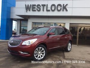2017 Buick Enclave Premium Heated & Cooled Leather