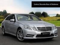 Mercedes-Benz E Class E250 CDI BLUEEFFICIENCY SPORT (silver) 2013-01-25