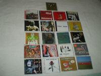 JOB LOT of 21 CDs - ROCK - PUNK - METAL - GOTH etc