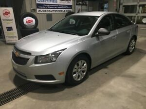 2014 CHEVROLET CRUZE LS LS AUTOMATIQUE