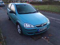 Vauxhall Corsa 1.2l Petrol Manual