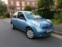 2007/07 REG NISSAN MICRA 1.2 INITIA AUTOMATIC ** LOW MILES ** £2395