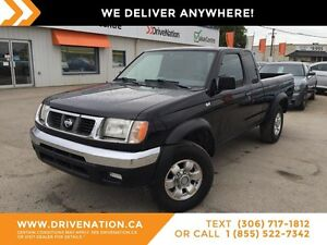 1999 Nissan Frontier XE GREAT FOR ANY KIND OF WORK! 4X4!