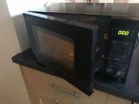 Sharp Microwave Oven 20litre 11 Power Levels Black