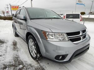 2016 Dodge Journey Limited - 7 pass - DVD - Caméra de recul - To