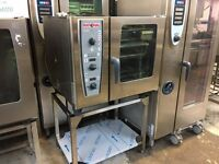 Rational CMP61 CombiMaster Electric Combination 6 Grid Oven Model: 2012