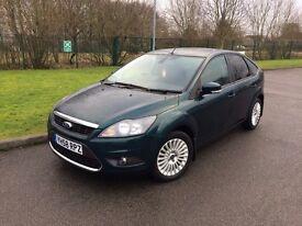Ford Focus 1.6 TITANIUM TURBO DIESEL# £30 TAX#