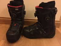 K2 Thraxxis snowboard boots. VGC