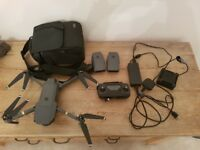 Dji mavic pro fly more 3x bat etc