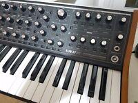 Moog SUB 37 Tribute Edition Paraphonic Analogue Synthesizer