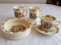 Royal Doulton Bunnykins crockery