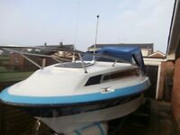 20ft LEISURE /FISHING BOAT