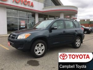 2012 Toyota RAV4 4X4--1 OWNER--WELL MAINTAINED