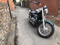 Triumph Bonneville America 790cc Motorbike