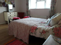 Double room for rent in shared house Tiverton