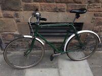 Raleigh Vintage Gents Bicycle 3-Speed