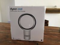 BRAND NEW Dyson Cool AM06 Desk Fan - White/Silver