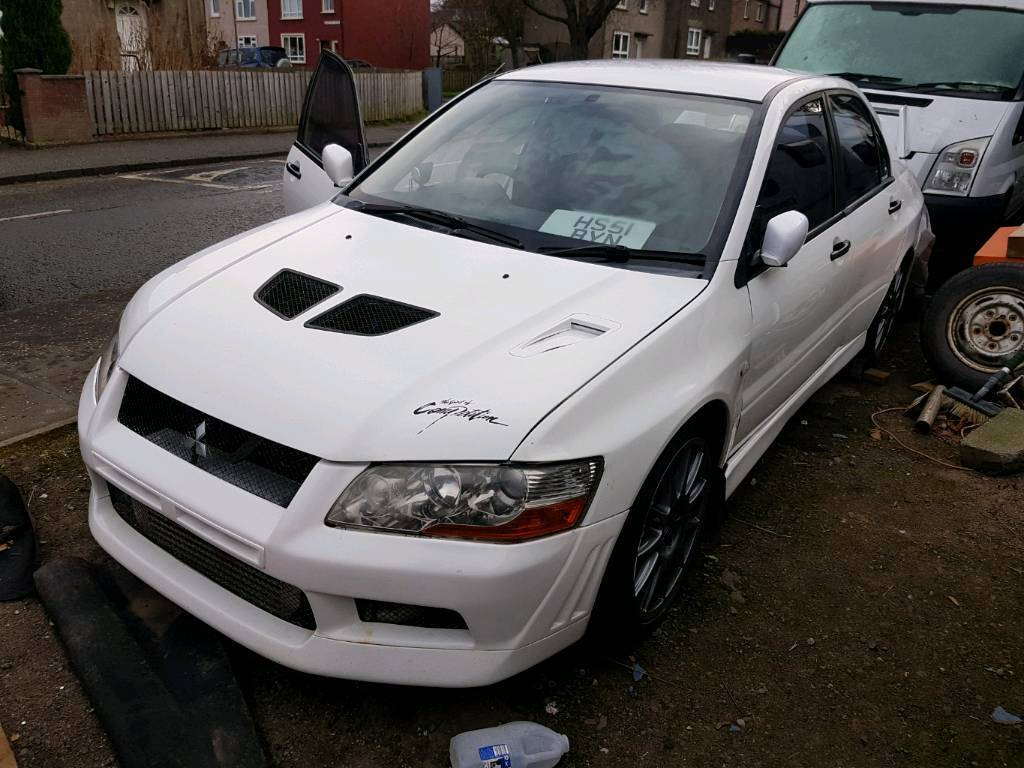 mitsubishi evo 7 rs2 | in linlithgow, west lothian | gumtree
