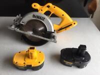 Dewalt dc390 circular saw