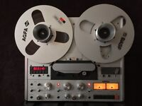 ReVox PR99 mkII Reel-to-Reel Tape Recorder