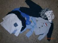 baby boy 6/9 outfits bundle