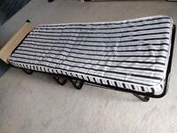 Jay-Bee folding single guest bed
