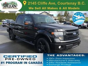2013 Ford F-150 FX4 4x4 Navigation Sunroof Heated Seats
