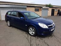 2007 vauhall vectra cdti diesel estate cheaper p welcome