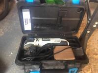 Multi tool (saw, sander, etc...)
